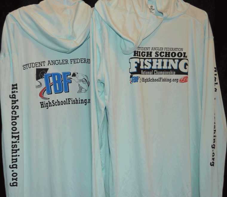 HS Fishing National Championship Performance Hoodie - no date