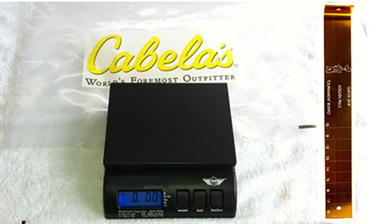Affordable, dependable, accurate, electronic digital scales, weigh bags and Bump Board