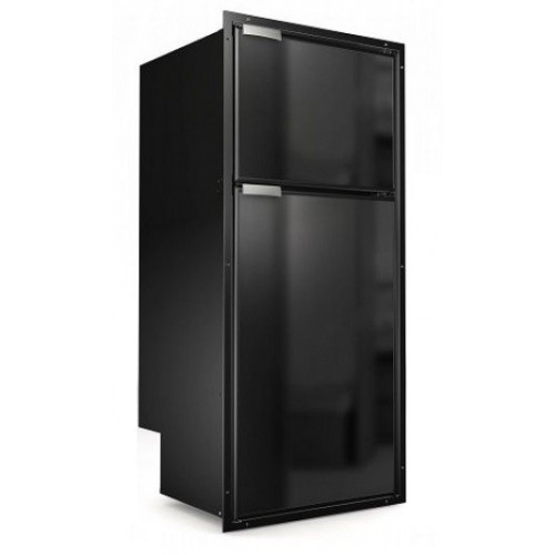 Vitrifrigo DP2600 Sea Classic Refrigerator / Freezer now includes Built-in cooling unit (compressor) is your best option when adequate space is available behind the refrigerator unit Remote-mount cooling units offer the advantage of increased internal volume / storage capacity Interchangeable door, front panel, magnetic closure and internal light are standard Flush mount flange (installation frame)