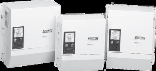 Output 12v, 60a, 3 banks/input, 115V/230V 60hz AGM batteries