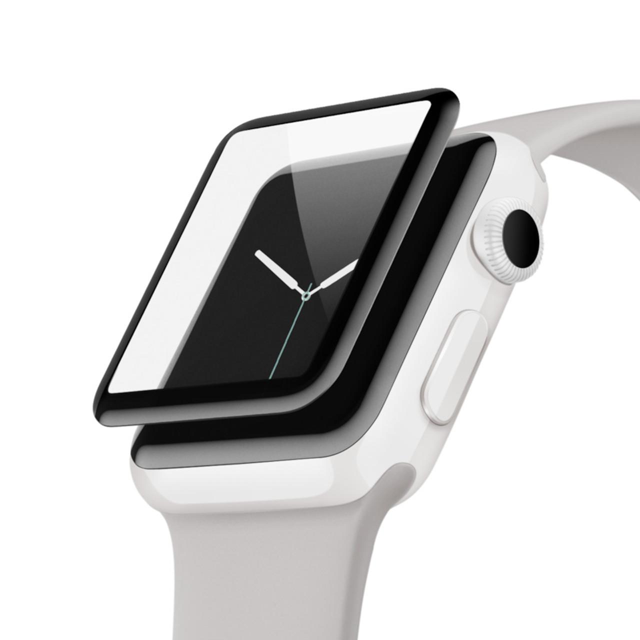 detailed look 7b40b ad21d Belkin ScreenForce® UltraCurve Water Resistant Apple Watch Series 3/2, 42mm