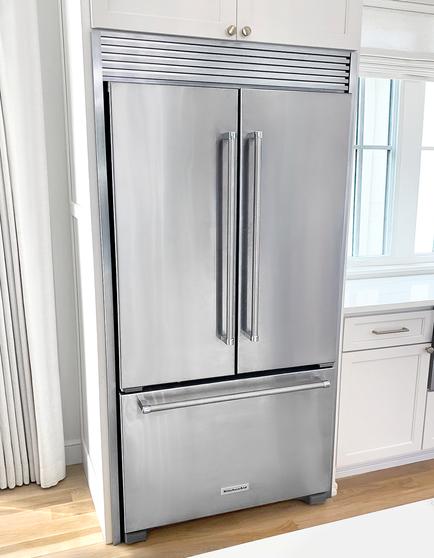 Refrigerator Trim Kit - Left