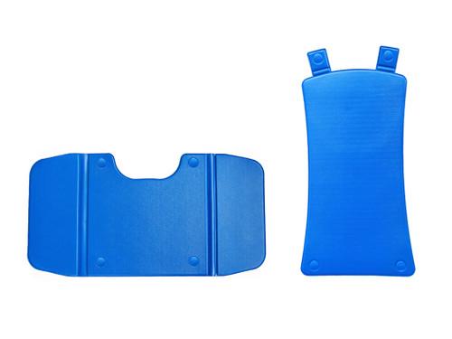 Blue Bellavita Comfort Backrest & Seat Cover (460900312)