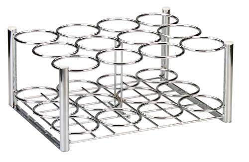Steel D or E Oxygen 12 Cylinder Rack
