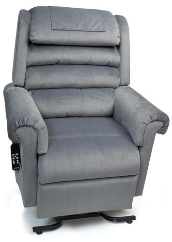 Relaxer Lift Chair, Medium, Sterling
