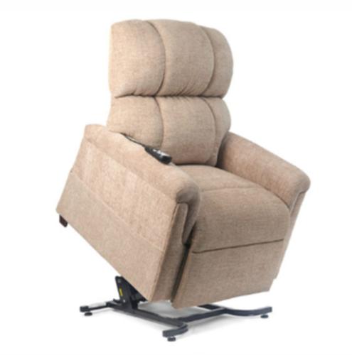 MaxiComforter Lift Chair, Small, 5 Position (PR535-PSA) Sandstorm Color