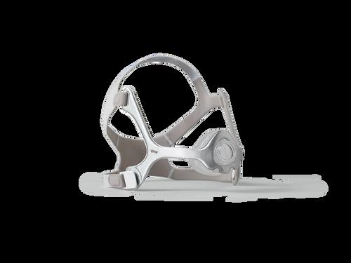 Wisp Nasal Mask with Fabric Frame, Headgear, and Cushion Size Choice