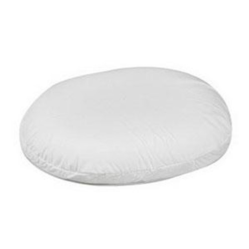 """Mabis DMI Healthcare Contoured Foam Ring with Cover 14"""" White"""