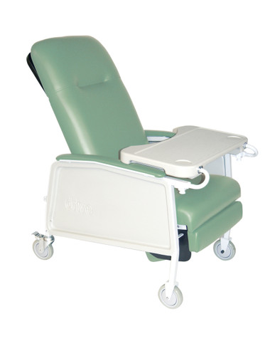 3 Position Jade Geri Chair Recliner - d574-j| Free Shipping, Quick Delivery