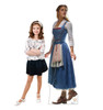 Life-size Belle (Disney's Beauty and the Beast) Cardboard Standup