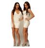 Life-size Bella Twins - WWE Cardboard Standup