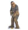 Life-size Chewbacca - Star Wars Cardboard Standup