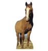Horse - Cardboard Cutout 937