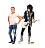Life-size The Spaceman (KISS) Cardboard Standup 2