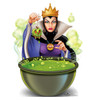 Evil Queen - Disney Villains - Cardboard Cutout 1558