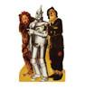 Lion, Tin Man, and Scarecrow - Cardboard Cutout 566