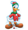 Life-size Holiday Donald Duck -Limited Time Edition! Cardboard Standup