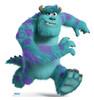 Life-size Sulley - Disney Pixar Monsters University Cardboard Standup |Cardboard Cutout