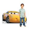 Life-size Cruz Ramirez (Cars 3) Cardboard Standup  Cardboard Cutout 2