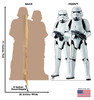 Stormtroppers -Rogue One-Cardboard Cutout 2257