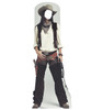 Life-size Wild West Cowgirl Standin Cardboard Standup