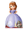 Life-size Sofia the First Cardboard Standup