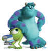 Mike and Sulley - Disney Pixar Monsters University-Cardboard Cutout 1503