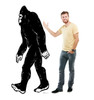Life-size Bigfoot Cardboard Standup 2