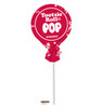 Life-size Tootsie Pop Cherry Cardboard Standup | Cardboard Cutout