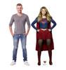 Life-size Supergirl Cardboard Standup 2