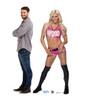Charlotte Flair (WWE) -Cardboard Cutout 2520