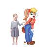 Lola Bunny Cardboard Cutout 3