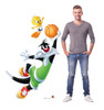 Sylvester and Tweety Cardboard Cutout 3