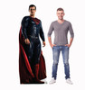 Superman (Justice League) Life-Size Cardboard Standup 3