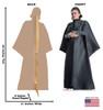 General Leia Organa -Star Wars VIII The Last Jedi Cardboard Cutout 2528