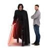 Kylo Ren™ Action - Star Wars: The Last Jedi Life-Size Cardboard Cutout 3