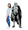 Captain Phasma - Star Wars: The Last Jedi Cardboard Cutout 3