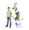 Olafs Frozen Adventure   Cardboard Cutout 3