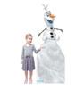 Olaf on Snow Mound (Olafs Frozen Adventure)   Cardboard Cutout  3