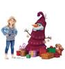 Olaf Knitted Tree (Olafs Frozen Adventure)   Cardboard Cutout 3