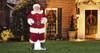 Ho Ho Santa Clause Standee Outdoor
