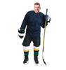Hockey Player Cardboard Stand-In 2670