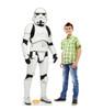 Stormtrooper™ Life-size cardboard standee