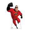 Mr. Incredible Life-size cardboard standee front.