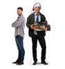 Clark Griswold cardboard standee Life-Size