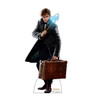 Newt Scamander Lifes-size Cardboard Standee.