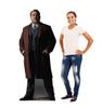 Jacob Kowalski Lifes-size Cardboard Standee with Model.