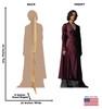 Leta Lestrange Lifes-size Cardboard Standee Measurements
