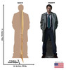 Castiel (Supernatural) Cardboard Cutout