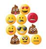 Cardboard Emoji Heads (Set of 11).